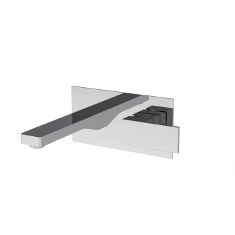 Saneux Tooga Wall Mounted Basin Mixer Tap