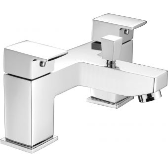 Saneux Tooga Deck Mounted Bath Shower Filler