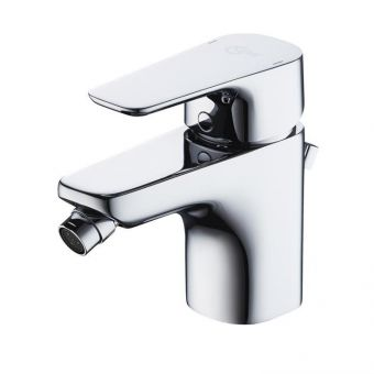 Ideal Standard Tempo Bidet Mixer Tap with Pop-up Waste - B0765AA