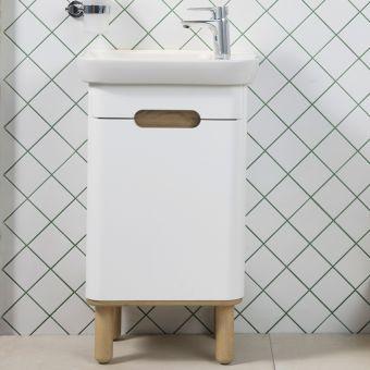 VitrA Sento Cloakroom Vanity Unit