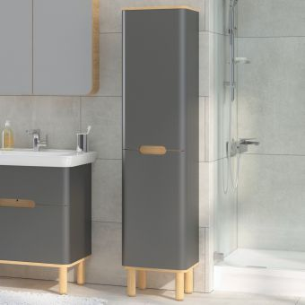 VitrA Sento Tall Bathroom Cupboard - 61376
