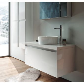Saneux Podium Round Sit On Washbasin **LEGACY PRODUCT**
