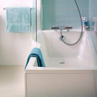 Ideal Standard Tempo Arc Idealform Shower Bath
