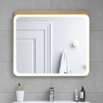 VitrA Sento Illuminated Mirror