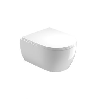 Saneux Austen Rimless Wall Mounted WC  **Legacy Product**