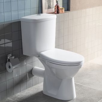 VitrA Milton Close Coupled WC