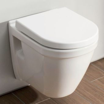 VitrA S50 Short Projection Wall Hung WC - 5320WH