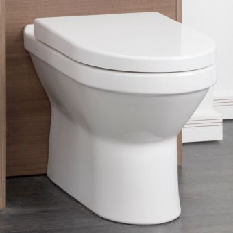 VitrA S50 Back to Wall WC
