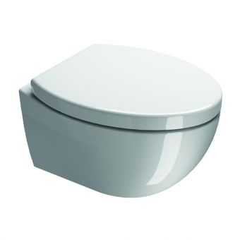 Saneux Poppy Slim Wall Mounted WC