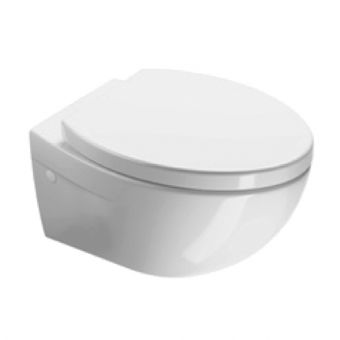 Saneux Poppy Large Wall Mounted Toilet