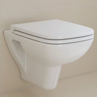 VitrA S20 Wall Hung WC