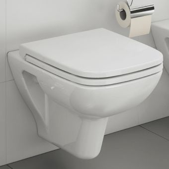VitrA S20 Compact Wall Hung WC