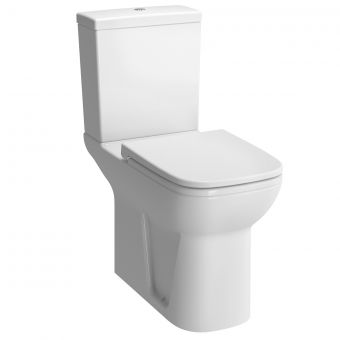 VitrA S20 Close Coupled Comfort Height WC