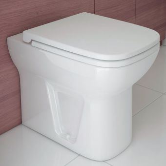 VitrA S20 Back to Wall WC