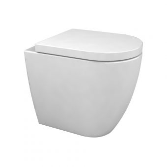 Saneux Ylo Compact Back to Wall WC **LEGACY PRODUCT**