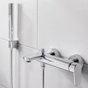 VitrA Z Line Bath Shower Mixer Tap