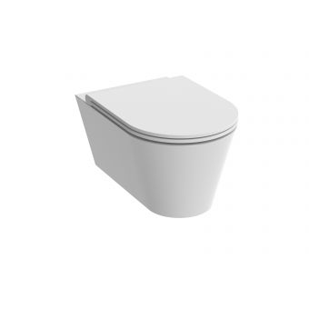 Saneux Icon Round Wall Hung WC