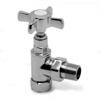 Pegler Terrier Cross Top Angled Manual Valve Pack