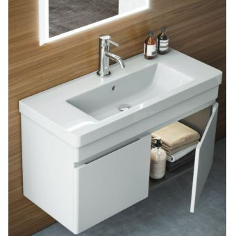 Saneux Air 2 Door Wall Mounted Vanity Unit