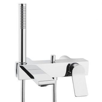 VitrA Memoria Exposed Bath Shower Mixer Tap
