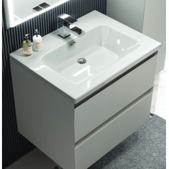 Saneux Uni 2 Drawer Vanity Unit