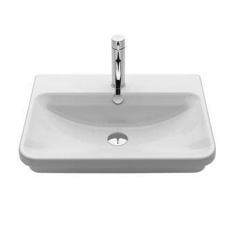 Saneux Project Recessed Washbasin