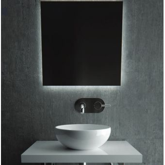 Saneux Luminoso Wall Mounted Mirror