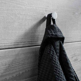 Crosswater MPRO Single Robe Hook - PRO021C