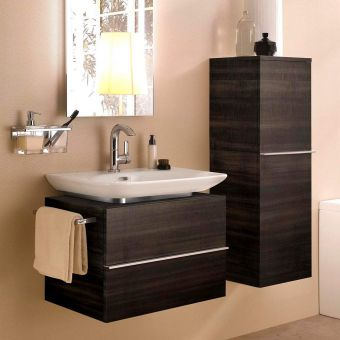 Laufen Palace Cloakroom Vanity Unit with Door