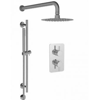 Saneux COS Shower Package with Shower Rail