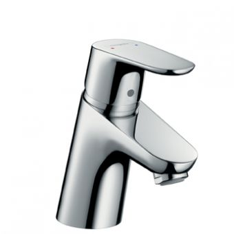 Hansgrohe Focus E2 Single Lever Basin Mixer With Pop-up Waste