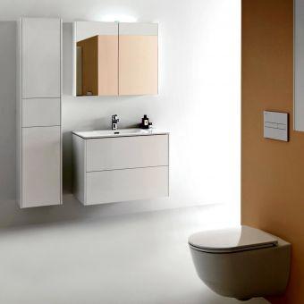 Laufen PRO S Base Vanity Unit with Slim Washbasin - 8649602611041