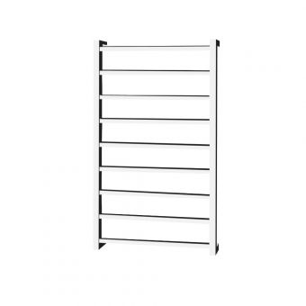 Saneux Tempus Square Electric Towel Rail