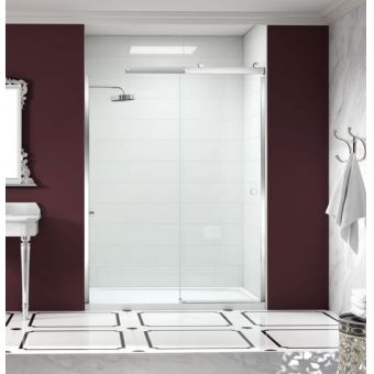 Merlyn Series 10 1600mm Sliding Shower Door - Left Hand