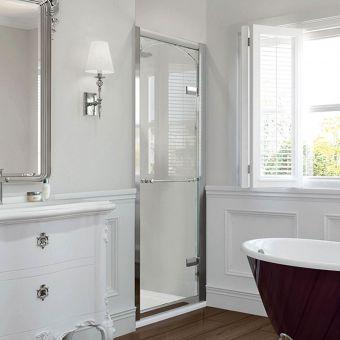 Aqata Exclusive Solutions ES220 Bow Top Shower Door