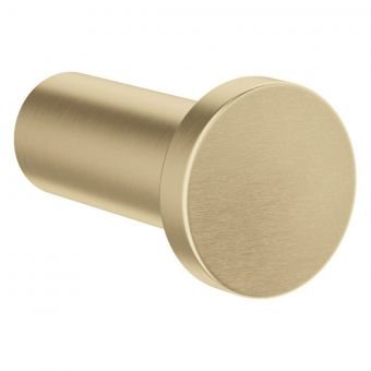 Crosswater MPRO Brushed Brass Robe Hook