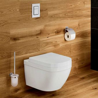 Grohe Euro Ceramic Rimless Wall Hung Toilet