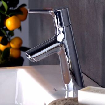 hansgrohe Talis S Basin Mixer Tap 80 with CoolStart
