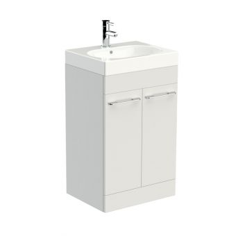 Saneux Austen Double Door Floor Standing Vanity Unit