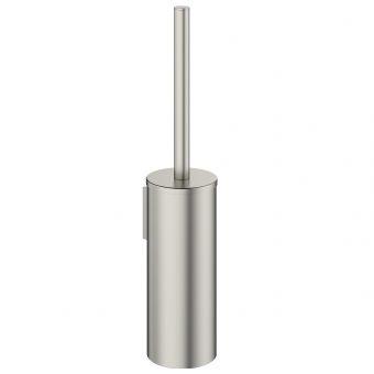 Crosswater MPRO Brushed Steel Toilet Brush - PRO025V