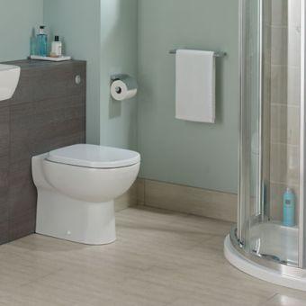 Ideal Standard Tempo Floorstanding Toilet Unit