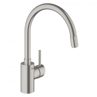 Grohe Concetto Kitchen Mixer Tap with Pull Out