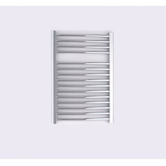 Essential Curved White Towel Radiator