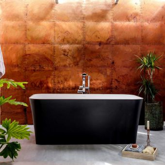 CHK Victoria and Albert Edge Freestanding Bath