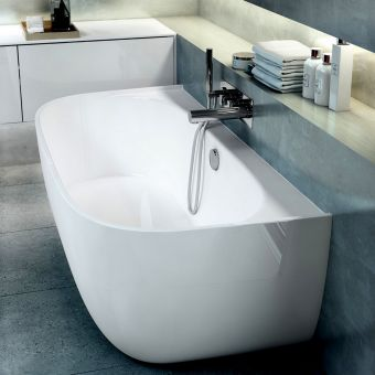 Victoria and Albert Eldon Double Ended Bath