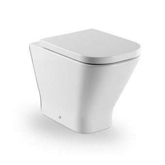 Roca The Gap Back-to-Wall WC Pan