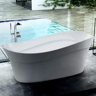 Victoria and Albert Pescadero Freestanding Double Ended Bath