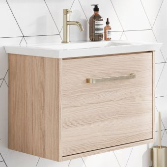 Crosswater Arena 1 Drawer 600mm Vanity Unit
