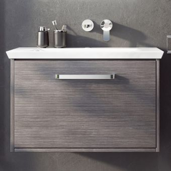 Crosswater Arena 1 Drawer 700mm Vanity Unit