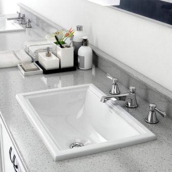 Victoria and Albert Pembroke 52 Wash Basin - DU-PEM-52-IO